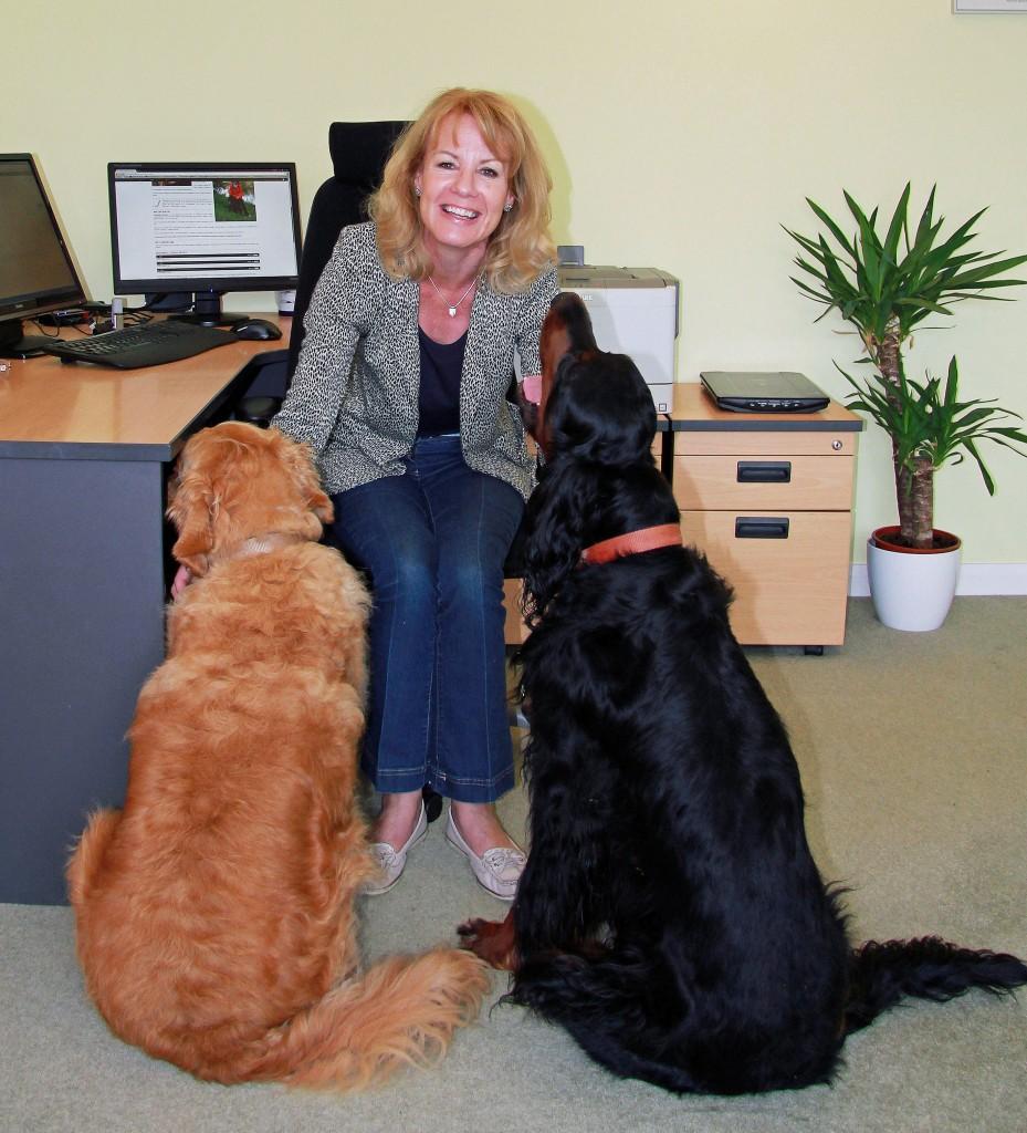 Maureen Sharphouse- the editing team