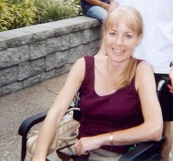 Maureen Sharphouse - before
